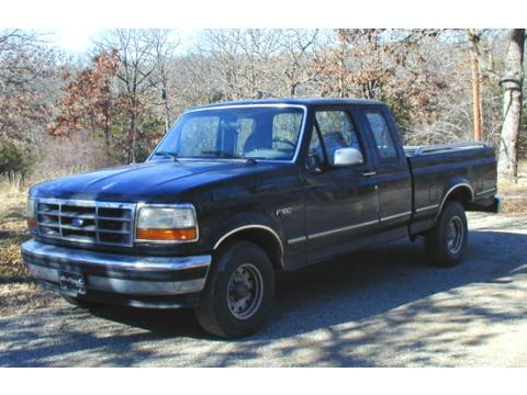 1994 Ford F150 XLT Extended Cab | Archived | FreeRevs.com - Used Cars