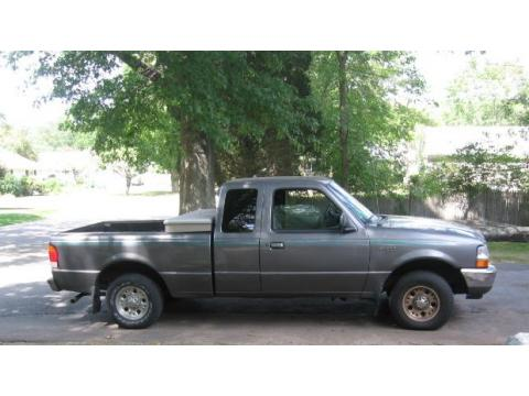 1998 Ford Ranger XLT in Medium Platinum Metallic