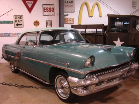 1955 Mercury Monterey 2 door Hard Top in Teal