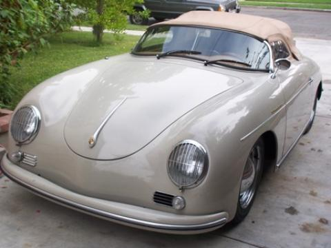 Porsche 356a Speedster For Sale. Moca 1961 Porsche 356