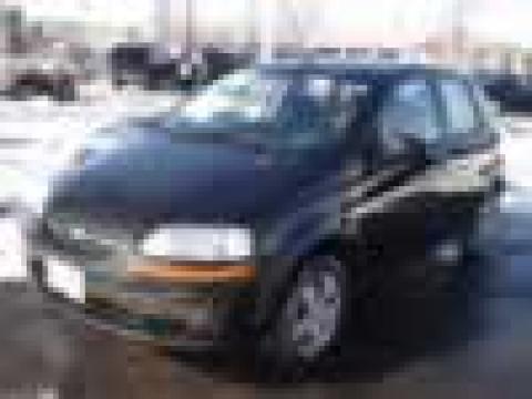2007 Chevrolet Aveo  in Black