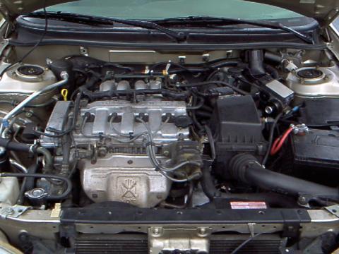 1998 Mazda 626 LX in Mojave Beige Pearl