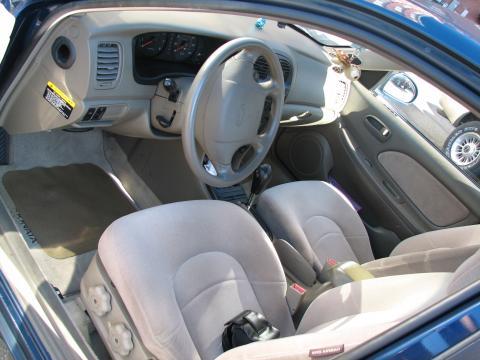 2001 Hyundai Sonata  in Napoli Blue