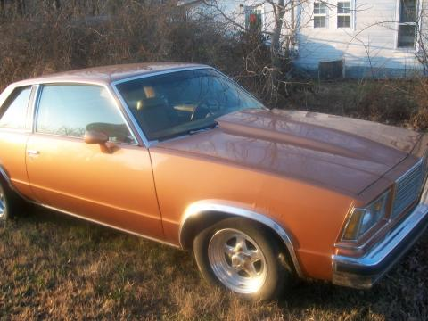 1978 Chevrolet Malibu 2 Door Coupe