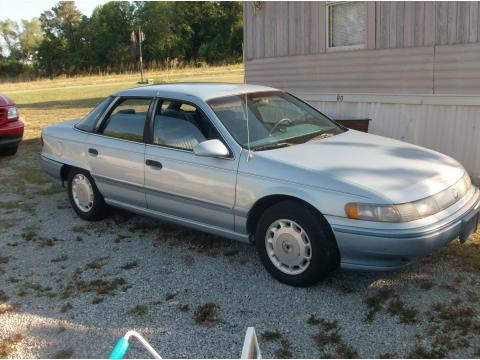1992 Mercury Sable  in Light Blue