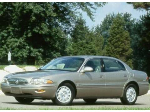 2000 Buick LeSabre Limited in Sterling Silver Metallic