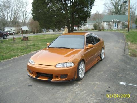 1995 Honda Civic DX Coupe in Custom