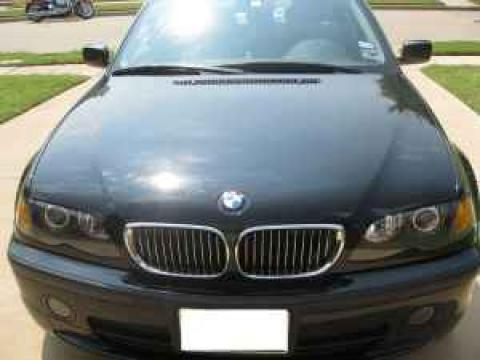 2005 BMW 3 Series 330i Sedan in Jet Black