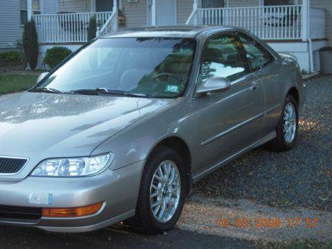 1999 Acura CL 3.0 in Titanium Silver Metallic