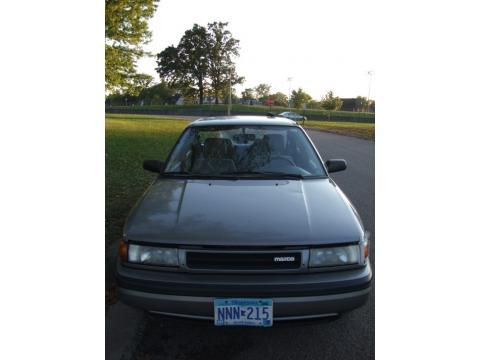 1991 Mazda Protege  in Grey