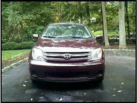 2004 Scion xA  in Black Cherry Pearl