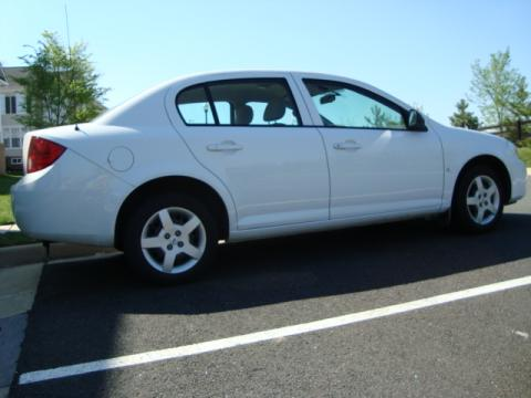 2006 Chevrolet Cobalt LS Sedan in Summit White