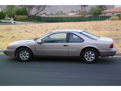 1994 Ford Thunderbird LX in Champagne Metallic