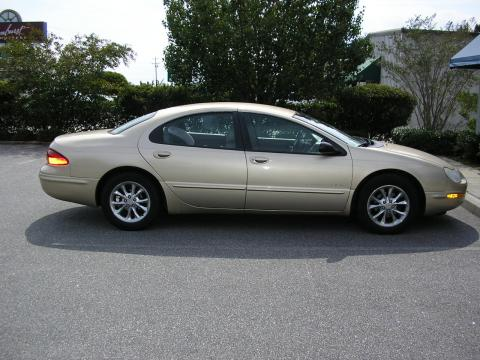 2000 Chrysler Concorde LX in Gold