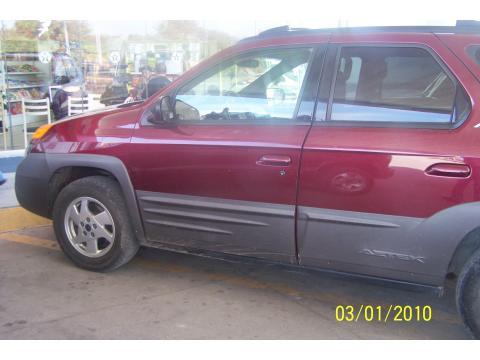 2001 Pontiac Aztek  in Maple Red Metallic