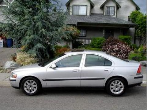 2003 Volvo S60  in Silver Metallic