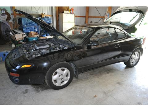 1991 Toyota Celica All-Trac Turbo in Black