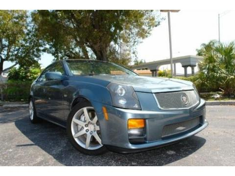2005 Cadillac CTS -V Series in Stealth Gray