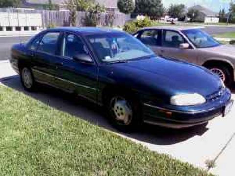 1996 Chevrolet Lumina  in Sherwood Green Metallic