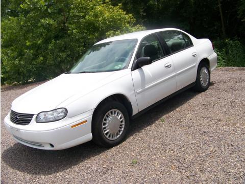 2004 Chevrolet Classic  in Summit White