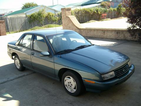 1995 Chevrolet Corsica  in Blue