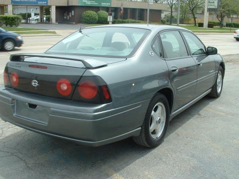 2004 Chevrolet Impala LS in Medium Gray Metallic