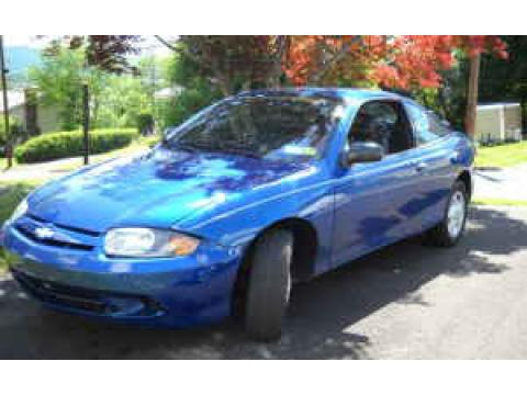 2005 Chevrolet Cavalier Coupe in Arrival Blue Metallic