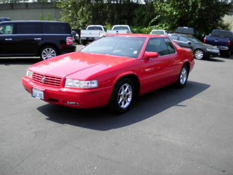2002 Cadillac Eldorado ETC Collector Series in Aztek Red
