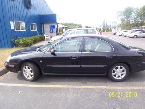 2000 Mercury Sable LS Premium Sedan in Black