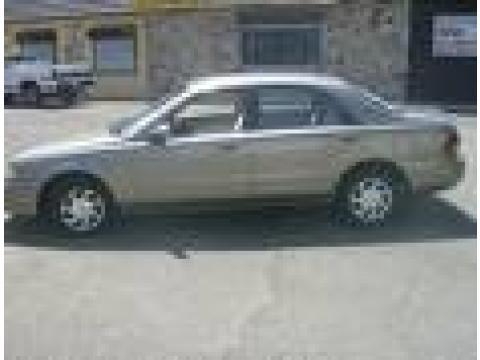 1999 Mazda 626 LX in Mojave Beige Mica