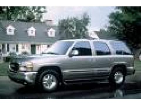 2001 GMC Yukon  in Storm Gray Metallic