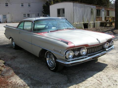 Interior Doors  Sale on 1959 Oldsmobile 88 Dynamic 88 2 Door Hardtop   Archived   Freerevs