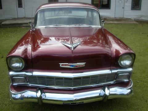 1956 Chevrolet 150  in Maroon