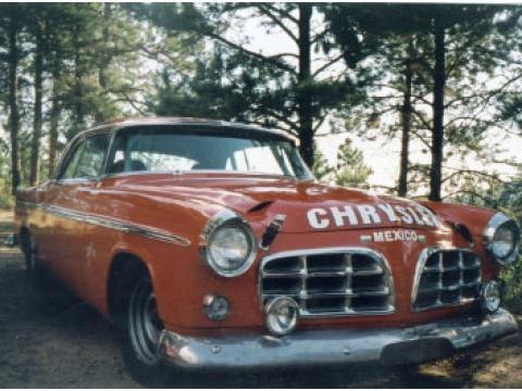 1955 Chrysler 300 2 Door Hardtop Replica in Red