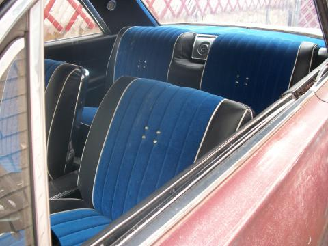 1963 Chevrolet Impala Super Sport 2 Door Hardtop in Gray
