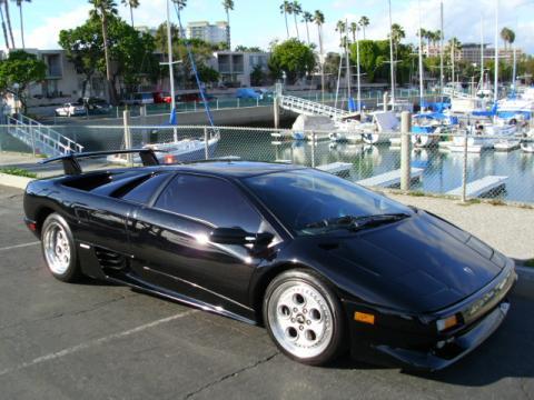 1995 Lamborghini Diablo VT in Black