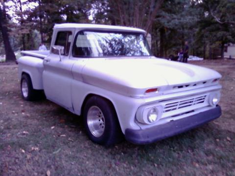 1963 Chevrolet C/K C10 Step Side in Primer