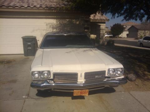 1973 Oldsmobile Delta 88 Royal