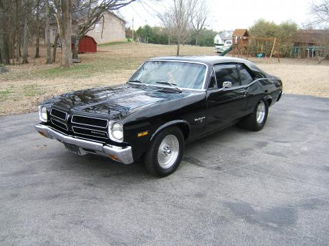 1971 Pontiac Ventura II 2 Door in Black