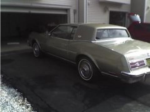 1985 Buick Riviera Coupe in Sage Green