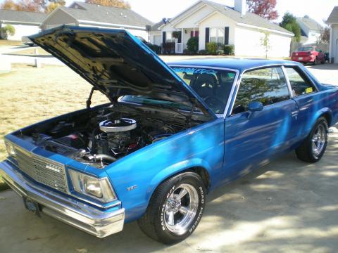1979 Chevrolet Malibu Classic in Blue Metal Flake