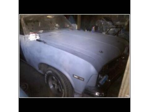 1974 Chevrolet Nova SS in Primer