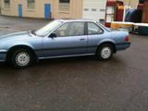 1989 Honda Prelude S in Laurel Blue Metallic
