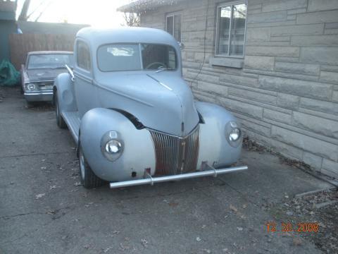 1940 Ford Truck  in Primer