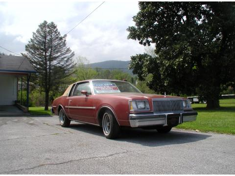 1978 Buick Regal  in Rust