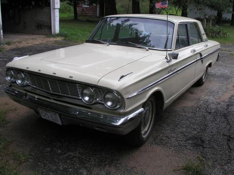 1964 Ford Fairlane 500 Sedan