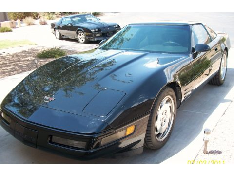 1994 Chevrolet Corvette Coupe in Black