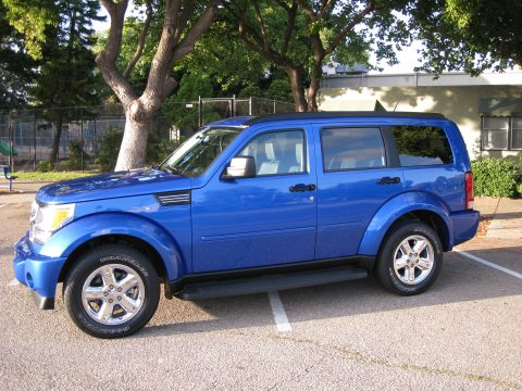 2007 Dodge Nitro SLT in Electric Blue Pearl