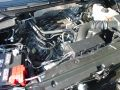 The 2011 Ford F150 5.0 Liter V8 engine.