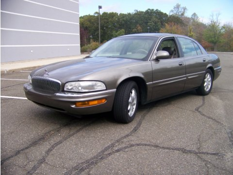 2000 Buick Park Avenue  in Light Bronzemist Metallic